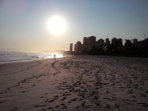 Rio, praia da Barra da Tijuca